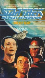 Ghost Ship : Star Trek: The Next Generation - Diane Carey