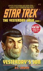 Yesterday's Son : Star Trek - A.C. Crispin