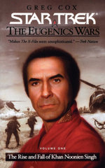The Eugenics Wars, Vol. 1 : Star Trek - Greg Cox