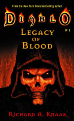 Legacy of Blood - Richard A. Knaak