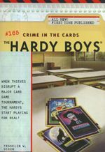 Crime in the Cards : Hardy Boys - Franklin W. Dixon