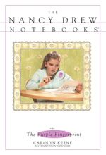 The Purple Fingerprint : Nancy Drew Notebooks - Carolyn Keene