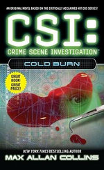 Cold Burn - Max Allan Collins