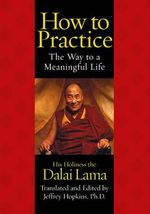 How to Practice : The Way to a Meaningful Life - Dalai Lama XIV