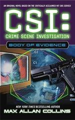 Body of Evidence : Csi#4 T - Max Allan Collins