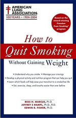 How to Quit Smoking without Gaining Weight - American Lung Association