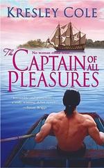 The Captain of All Pleasures : Sutherland Brothers Series : Book 1 - Kresley Cole