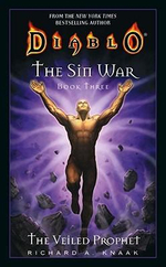 Diabolo: Veiled Prophet Bk. 3 : The Sin War - Richard A. Knaak