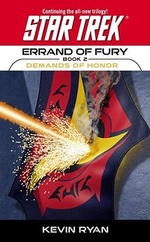 Errand of Fury : Demands of Honor Book. 2 - Kevin Ryan