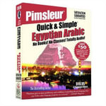 Pimsleur Quick & Simple Egyptian Arabic : Learn to Speak and Understand Egyptian Arabic with Pimsleur Language Programs - Not Available