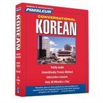 Korean, Conversational : Learn to Speak and Understand Korean with Pimsleur Language Programs - Pimsleur