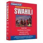 Pimsleur Conversational Swahili : Pimsleur Conversational - Pimsleur