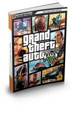Grand Theft Auto V Signature Series Strategy Guide - Brady Games