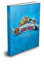 Skylanders Trap Team Collector's Edition Strategy Guide - Brady Games