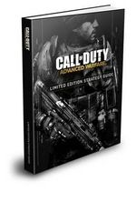 Call of Duty : Advanced Warfare Limited Edition Strategy Guide - BradyGames