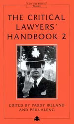 The Critical Lawyers' Handbook 2