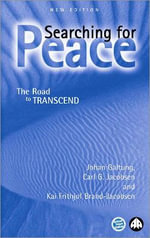Searching for Peace : The Road to Transcend - Johan Galtung
