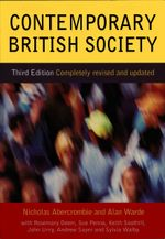 Contemporary British Society : Risk Assessment and Management in Criminal Justice... - Nicholas Abercrombie