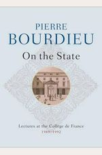 On the State - Pierre Bourdieu