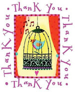 Thank You - Brigitte McDonald