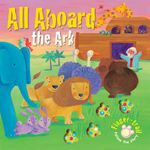 All Aboard the Ark : Finger-trail Tales - Elena Pasquali