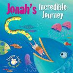 Jonah's Incredible Journey : Finger-trail - follow the story - Elena Pasquali