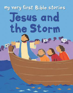 Jesus and the Storm : Jesus and the Storm - Lois Rock