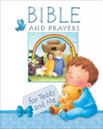 Bible and Prayers : For Teddy and Me - Christina Goodings