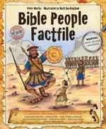 Bible People Factfile - Peter Martin