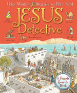 Jesus Detective : A Puzzle Search Book - Peter Martin