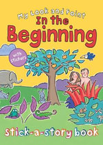 My Look and Point in the Beginning Stick-a-Story Book - Christina Goodings