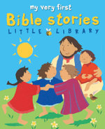 My Very First Bible Stories Little Library - Lois Rock