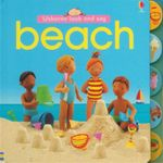 Beach : Usborne Look and Say - Jo Litchfield