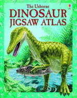 Dinosaur Jigsaw Atlas - G. Bird