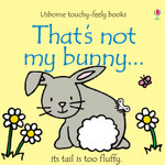 That's Not My Bunny : Activity Book with Minifigure - Fiona Watt