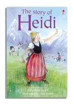Heidi : 3.2 Young Reading Series Two (Blue) - Mary Sebag-Montefiore
