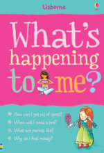 What's Happening to Me? : Usborne Facts Of Life - Susan Meredith