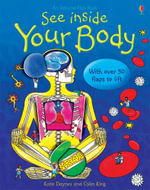See Inside Your Body : Usborne Flap Books    - Katie Daynes