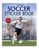 Soccer : Spotter's Sticker Books - G. Harvey