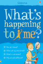What's Happening to Me? : Boy - Alex Frith