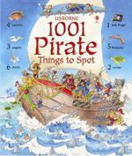 1001 Pirate Things to Spot - Rob Lloyd Jones