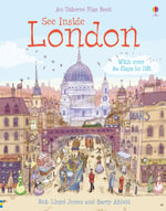 See Inside London : With Over 80 Flaps to Lift - Katie Daynes
