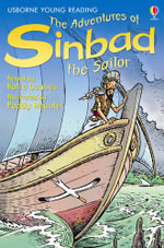 The Adventures of Sinbad : Young Reading Series 1 - Katie Daynes
