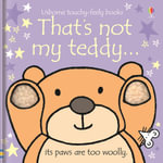 That's Not My Teddy Board Book - Fiona Watt