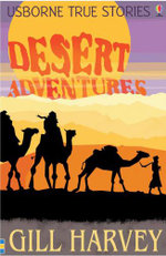 Desert Adventures - Gill Harvey
