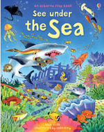 See Under the Sea : Usborne See Inside - Kate Daynes
