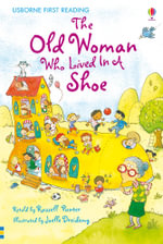 The Old Woman Who Lived in a Shoe - Russell Punter