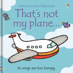 That's Not My Plane - Fiona Watt