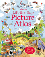 Lift-The-Flap Picture Atlas - Alex Frith