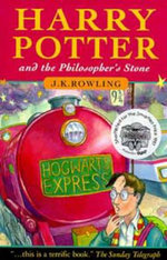 Harry Potter and the Philosopher's Stone : Harry Potter Series : Book 1 - J. K. Rowling